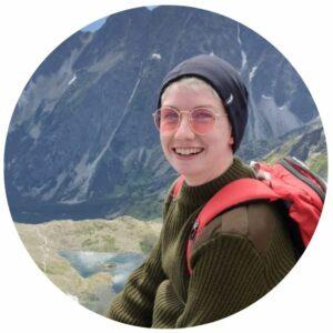 Sarah van Hoose, Copy Editor